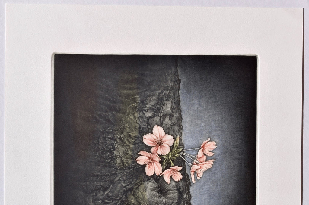 Ibuki (Breath) - SAKURA FINE ART