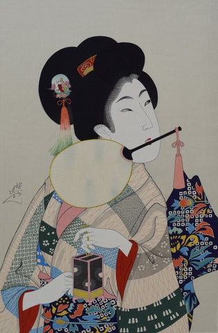 The Figure of the Woman - SAKURA FINE ART