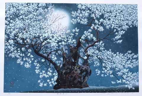 Cherry blossom Mirage - SAKURA FINE ART