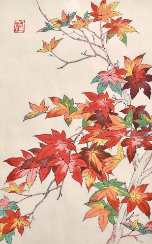 Koyo (Colored Leaves) - SAKURA FINE ART