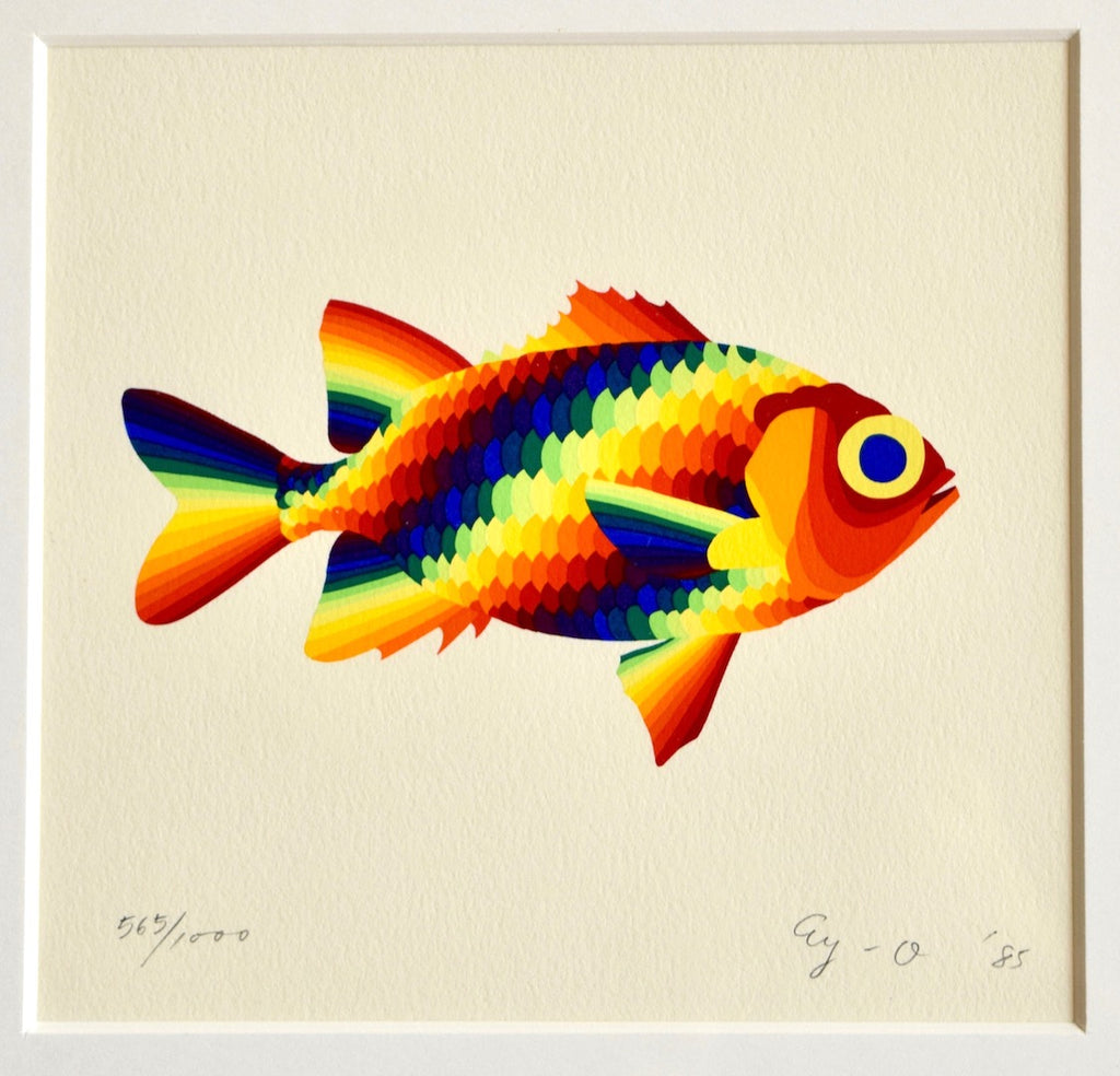Soldier Fish - SAKURA FINE ART