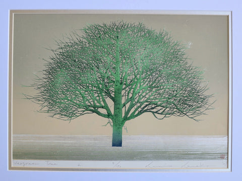 Evergreen Tree 2 - SAKURA FINE ART