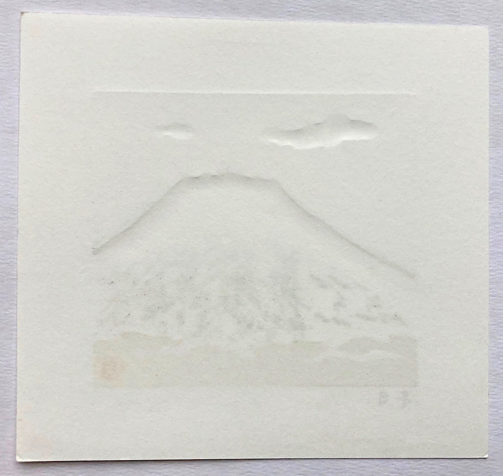 - Mt.Fuji in Winter day -