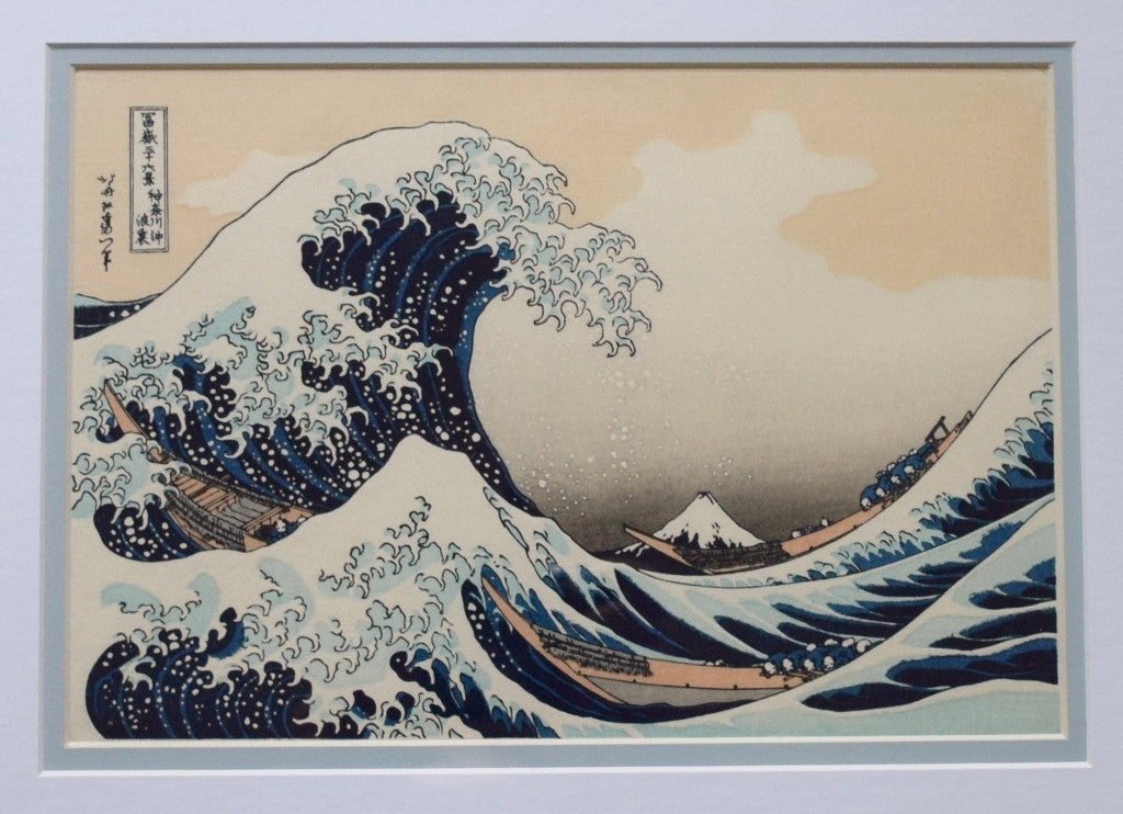 The Great Wave - SAKURA FINE ART