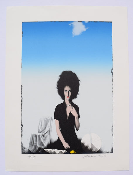 Untitled (Woman and Lemon)