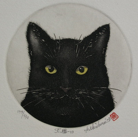 KURONEKO - 10 (BLACK CAT - 10)