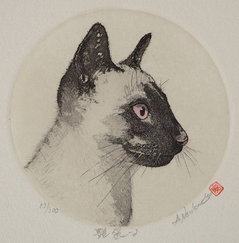 Tanrei 2 (Graceful Cat II)
