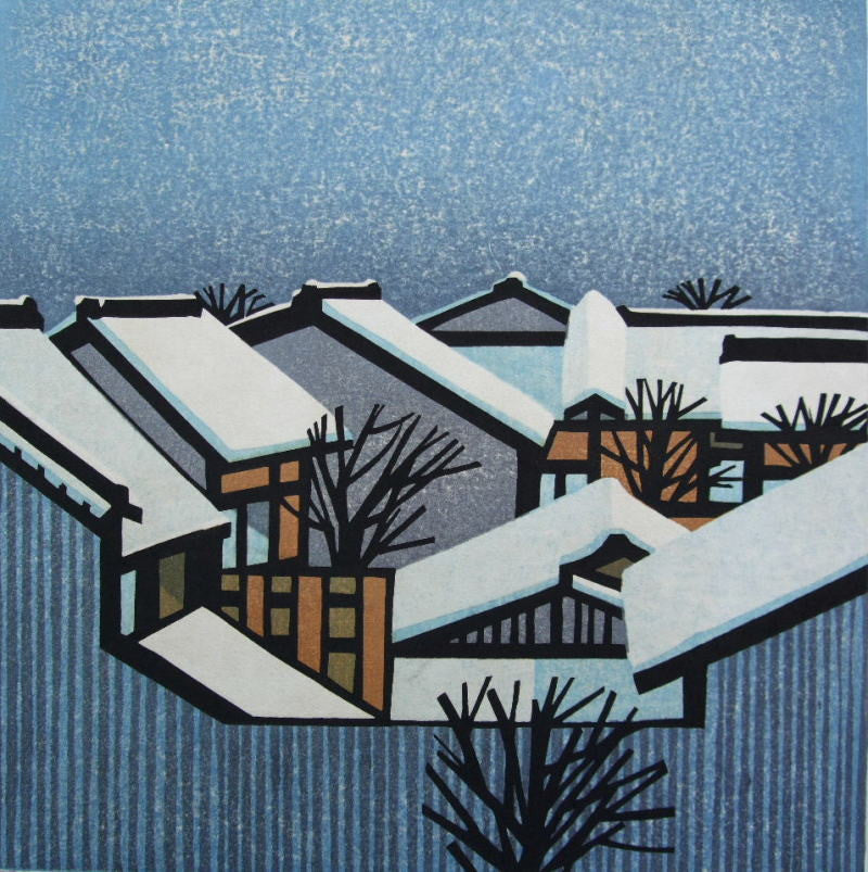 ROOFS AND SNOW