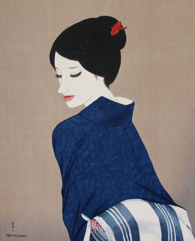 Same komon  ( Beauty in Traditional Kimono )
