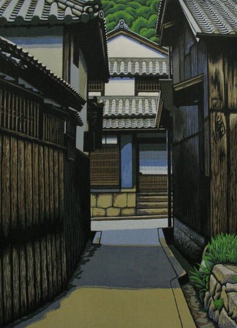 Setonaikaijima no Komichi  (Alley on an Island in the Seto Inland Sea)