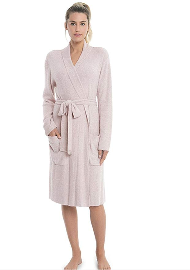Barefoot Dreams Cozychic Lite Ribbed Robe