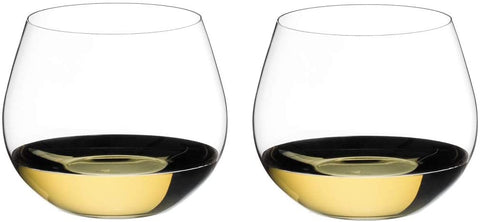 Riedel O Wine Tumblers Oaked Chardonnay
