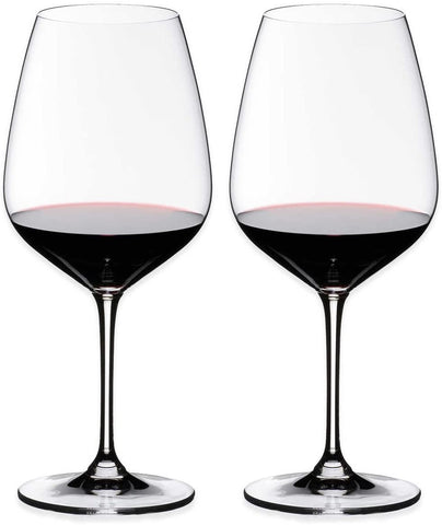 Riedel Heart to Heart Cabernet Sauvignon Glasses