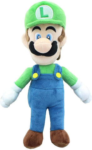 Little Buddy Super Mario All Star Collection Luigi Stuffed Plush