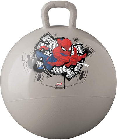 Hedstrom Marvel Spiderman Hopper Ball