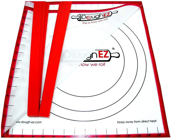 DoughEZ® Rolling System with 6 Guide Sticks