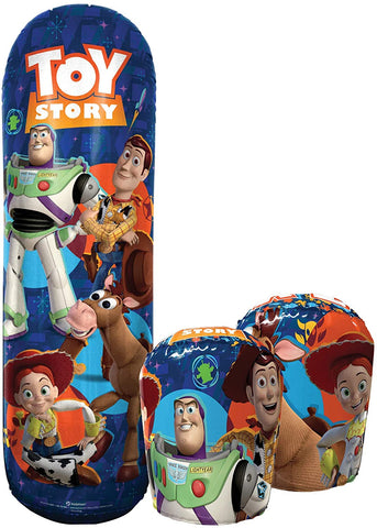Hedstrom Toy Story 4 Bop Bag & Gloves