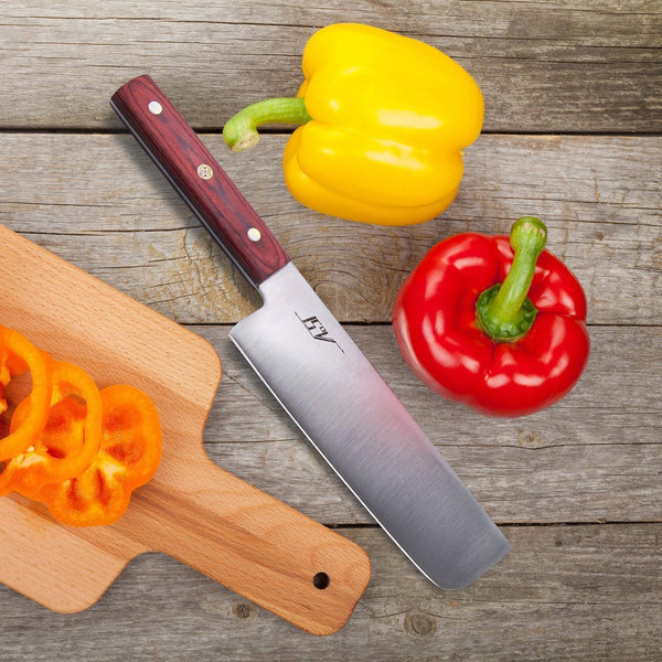 Tuo Usuba Vegetable Cleaver 7.5""