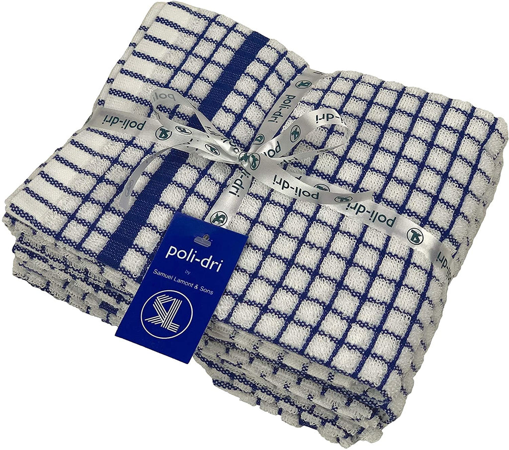 Samuel Lamont Poli Dry Tea Towel Irish Sheep Design 3-pack