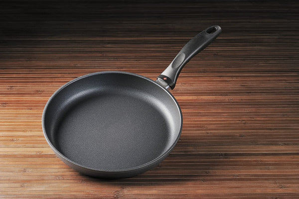 "Swiss Diamond 10.25"" Nonstick Fry Pan with Lid 