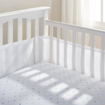 BreathableBaby Breathable Mesh Crib Liner