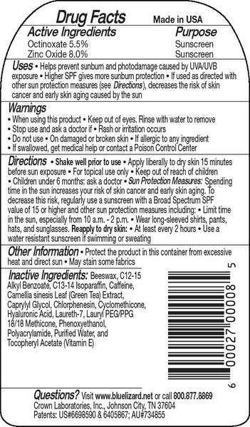 Blue Lizard Australian Sunscreen: Face Daily Moisturizer 30 SPF