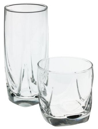 Libbey 16 Piece Imperial Glassware Set