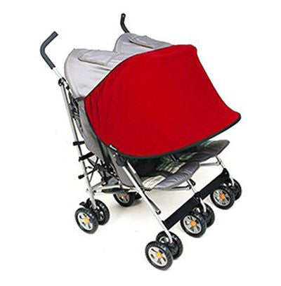 Manito Sun Shade for Twin Stroller