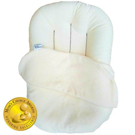 Snuggle Me Pure Co-Sleeping Lounger, 100% Cotton, Newborn - 6 Months