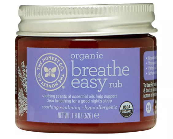 The Honest Company Organic Breathe Easy Rub