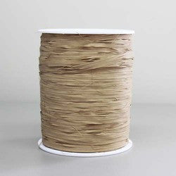 Raffia- synthetic natural 100yrds $16.99