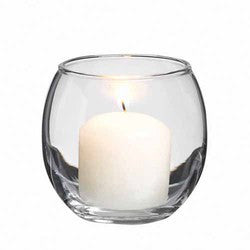 Votive Unscented White 10hr. 1 1/2x1 1/2 Sold in bag of 36 $29.95 ($0.83ea)