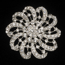 "Spiral broach. Clear 2 1/2"" $9.99"