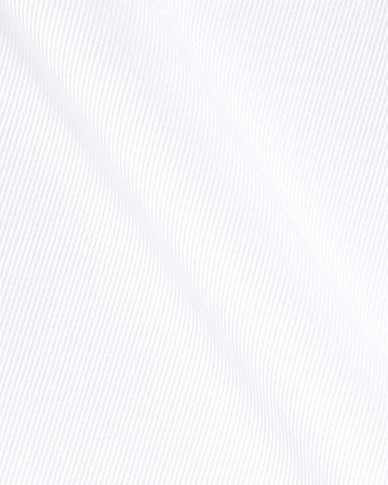 Canclini Stretch End On End White Shirt 0715.w026.0101.bco - justwhiteshirts