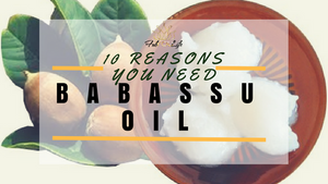 Babassu Oil and 10 reasons why you need it