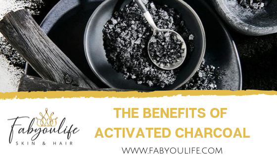 Activated Charcoal - The Benefits