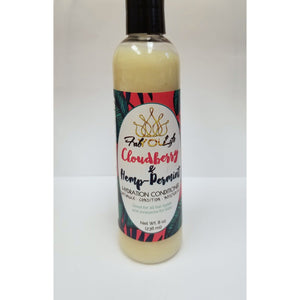 Cloudberry and Hemp-Permint Hydration Conditioner - FabYouLife Luxury HairCare and SkinCare