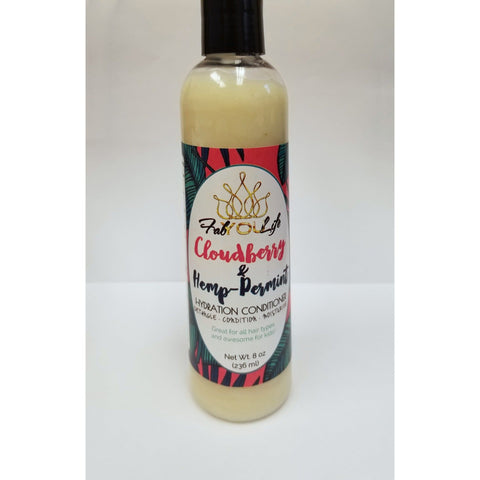 Cloudberry & Hemp-Permint Hydration Conditioner