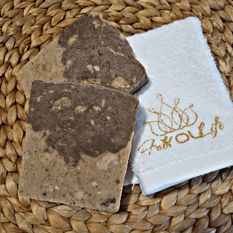 Cocoa-tmeal Cookie Soap