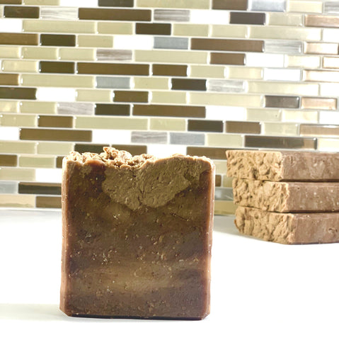 Oatmeal Brew Beer Soap