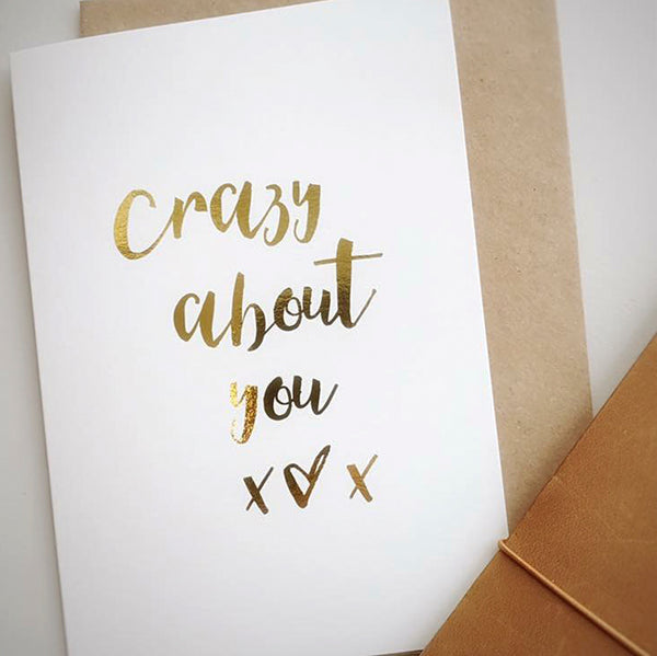 Greeting cards finer details crazy about you m4hsunfo