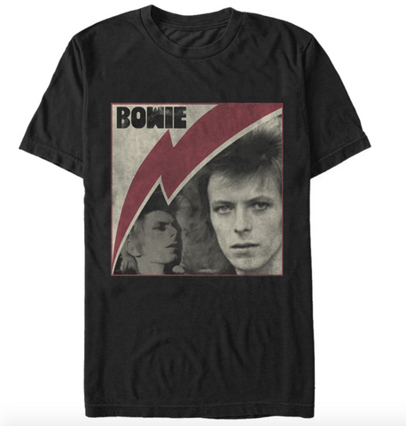 David Bowie - T-Shirt -  Is Ziggy