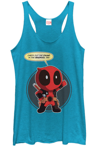 Deadpool - Junior's Tank - Chump