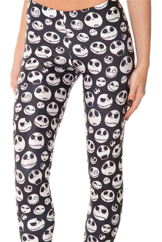 Jack Skellington Leggings