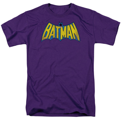 Batman - Classic Batman Logo Distressed - T-Shirt