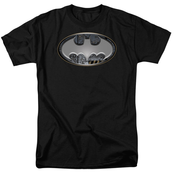 Batman - Steel Wall Shield - T-Shirt