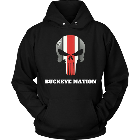 Buckeye Nation - Punisher Edition