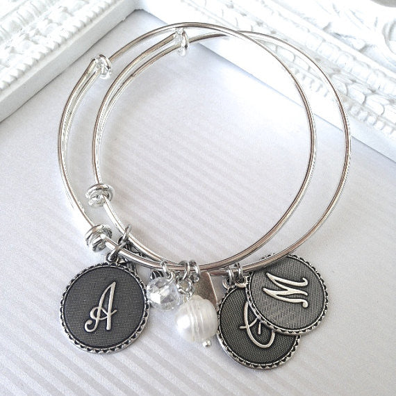 CLASSIC Customizable Bangle Bracelet