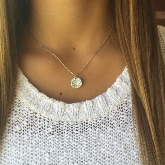 Stardust Druzy Necklace