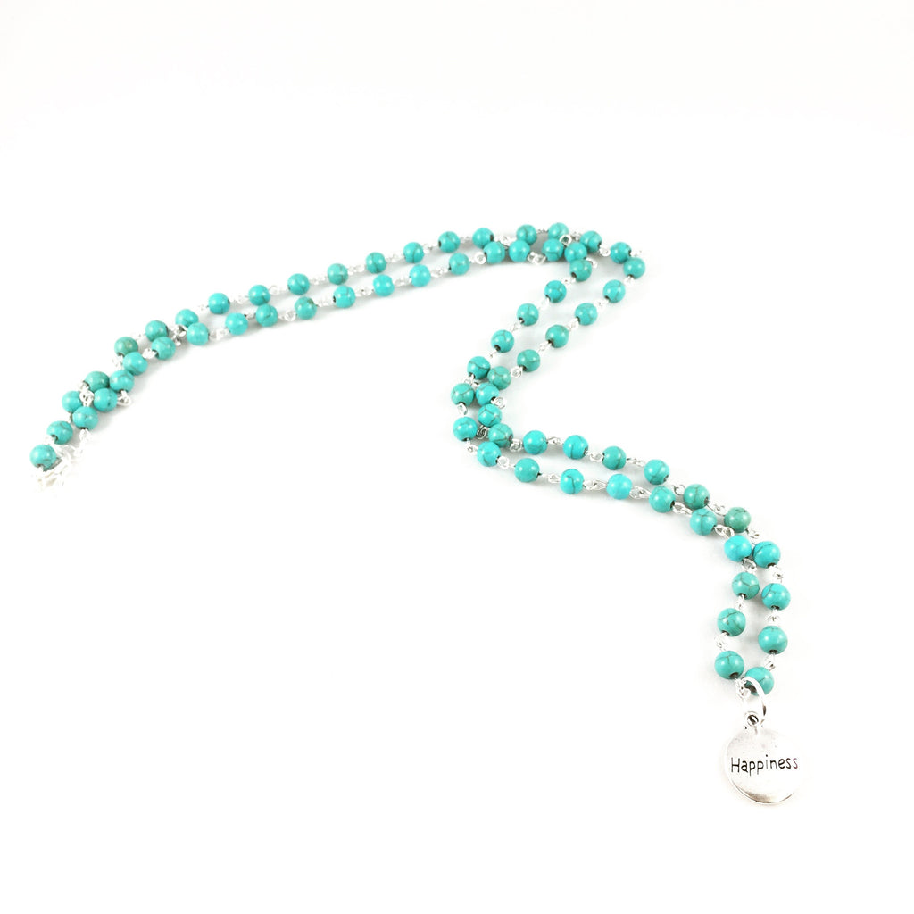 Extra Long Happiness Necklace
